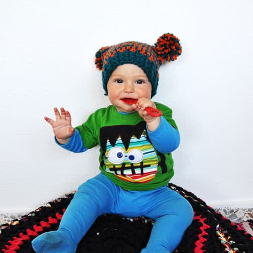 Crochet Hat Pattern for babys