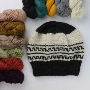 Pako Hat Knitting Pattern