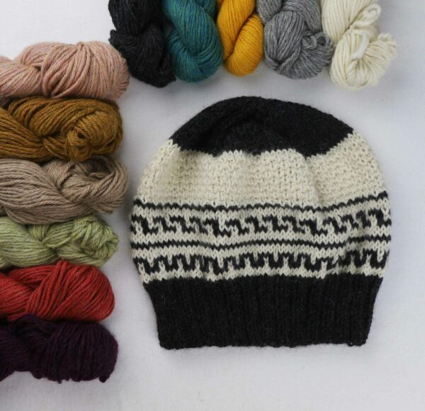 Pako Hat Knitting Pattern