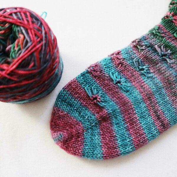 calcetines para principiantes
