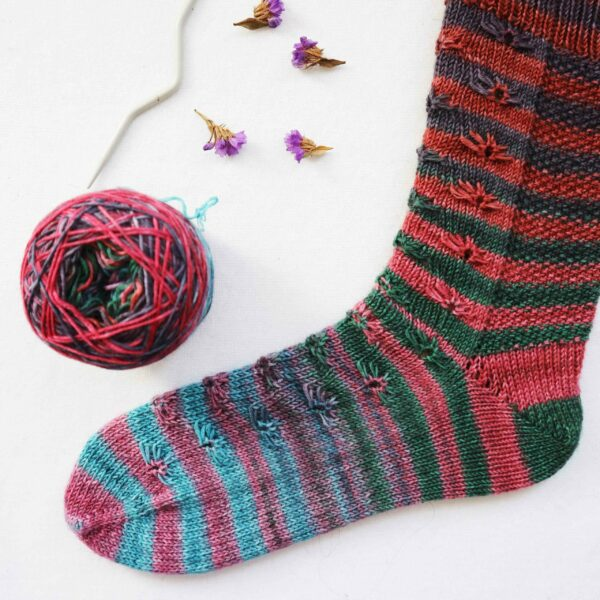 video tutorial paso a paso para tejer calcetines
