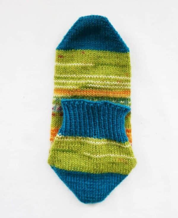 calcetines fáciles
