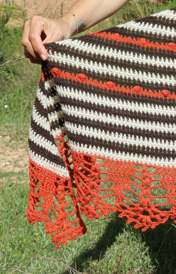 chal ganchillo crochet