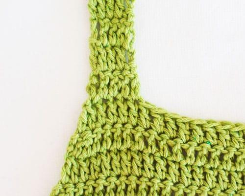 patrón crochet verano