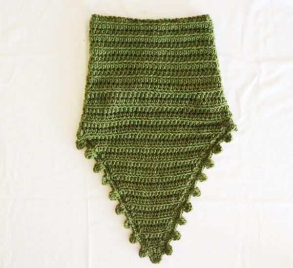 como tejer un cuello en crochet