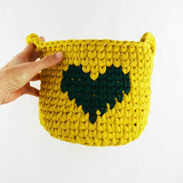 tutorial para tejedores principiantes en trapillo