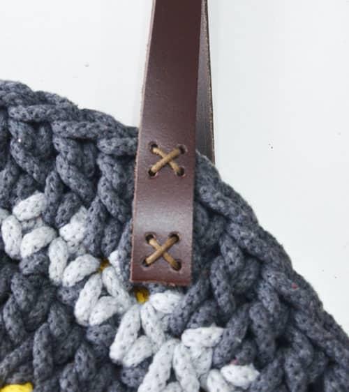 bolso con trapillo