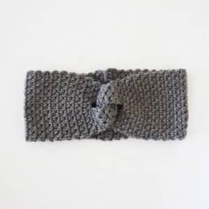 patron crochet turbante facil