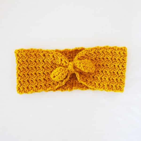crochet pattern superpower woman headband
