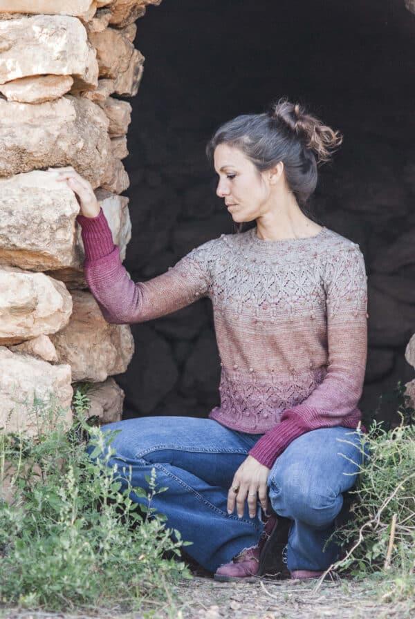 sweater degradé