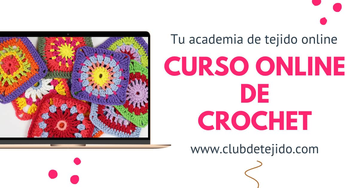 curso online de crochet para principiantes
