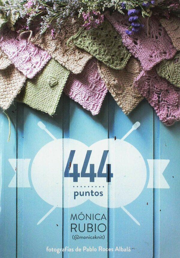 444 puntos de monicaknit