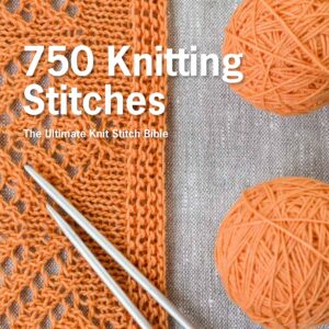 750 knitting stitch bible