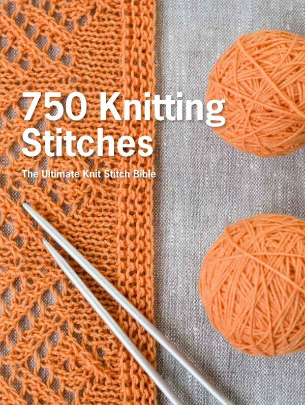 750 knitting stitch bible