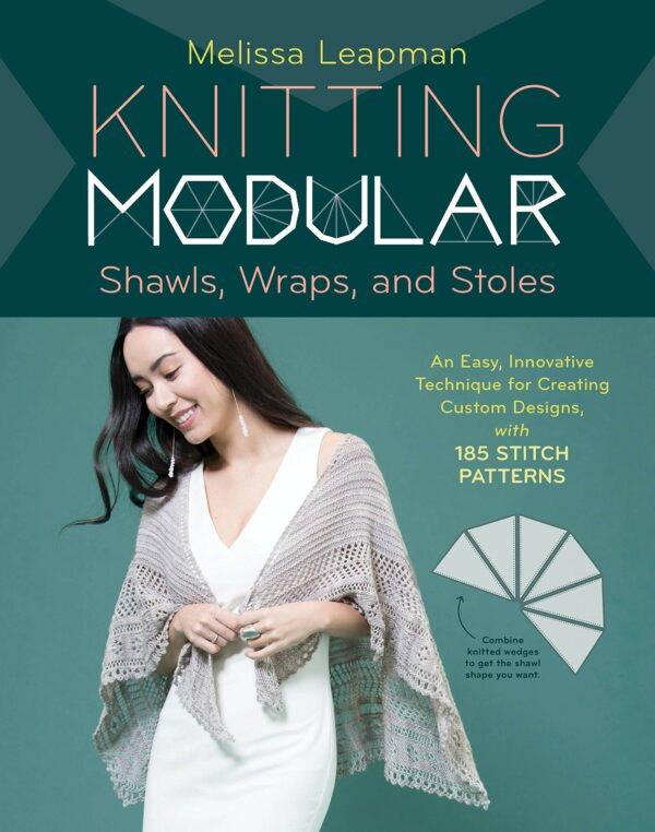knitting modular shawls