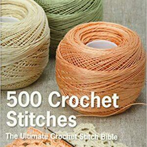 500 crochet stitch patterns